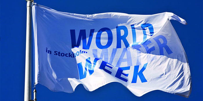 stockholm - world water week